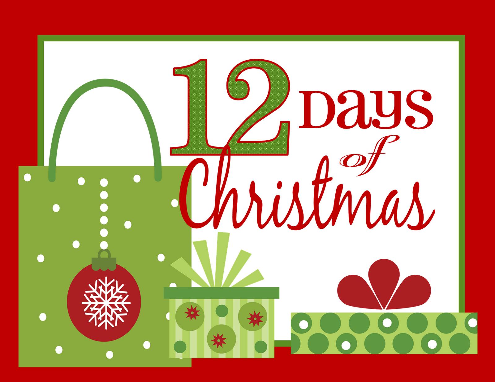 DRE Celebrates Twelve Days of Christmas